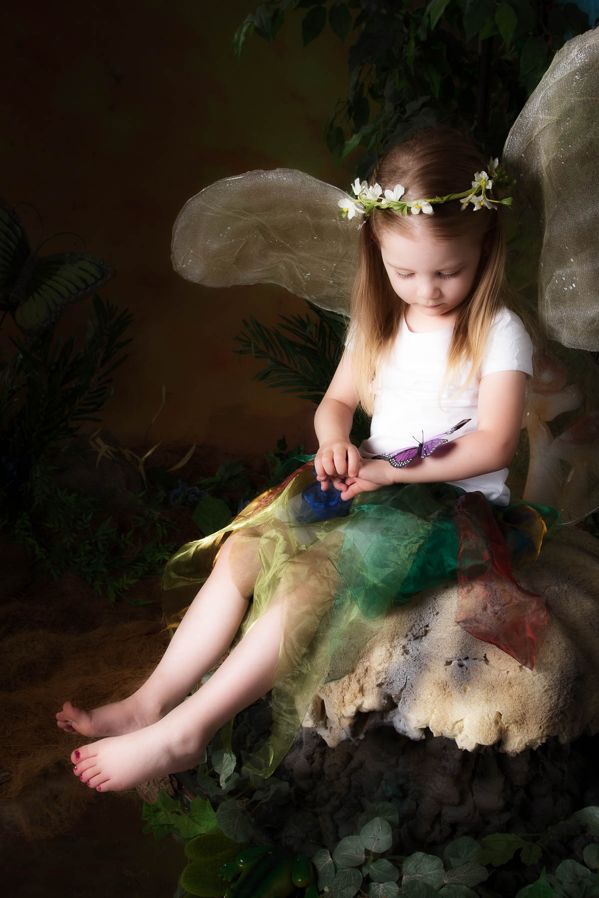 Quinte Portrait Studio » Fairy Portraits