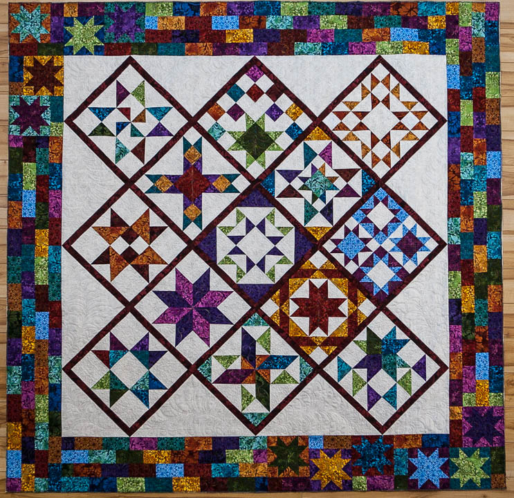 swirl-star-pattern-quilt