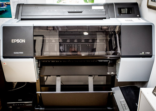 large format Epson printer