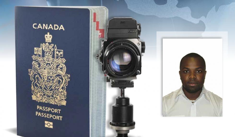 passport photo and passport